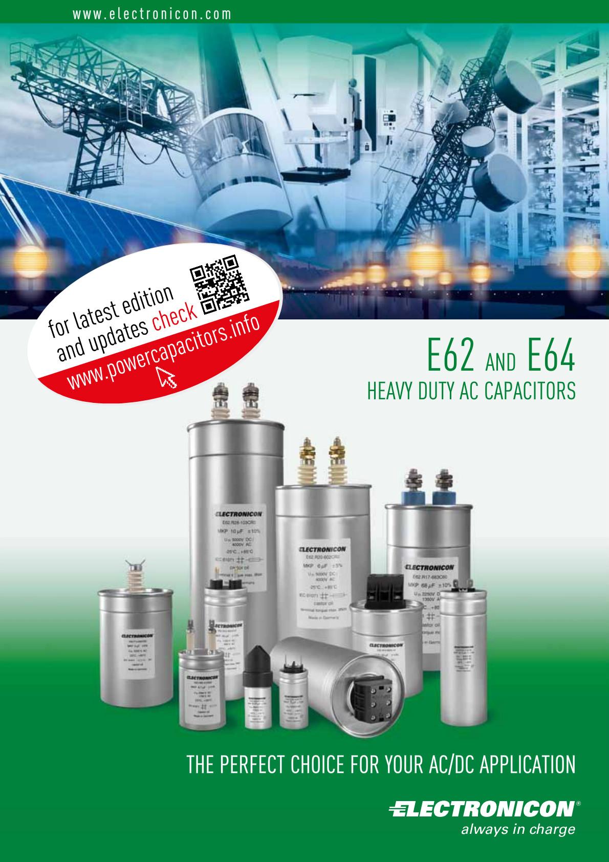 EKG Online Catalogue - Power Electronics